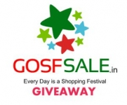 (Updated ) GOSFSALE Giveaway – Just answer a simple question and get Rs.100 Cashback Freecharge Coupons FREE