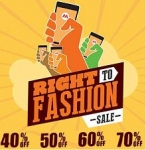 Myntra Right To Fashion Sale – 25th Jan – 26th Jan 8AM