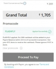 Paytm Flash Sale – 100% cashback upto 1000 on flight tickets (3PM to 6PM)